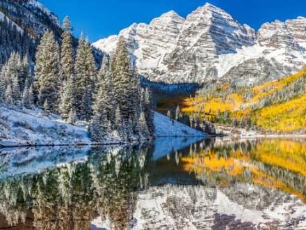 Maroon-Bells,-Aspen-Colorado