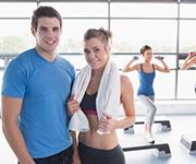 Gym and Yoga Studio